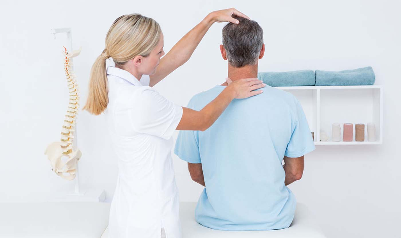 neck pain relief from your chiropractor in clayton